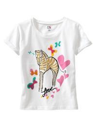 DVF x GapKids T-Shirt $39.95