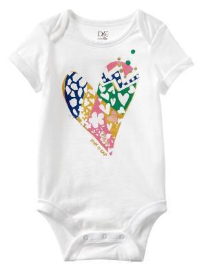 DVF x babyGap Bodysuit $34.95