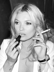 Kate Moss The Boss