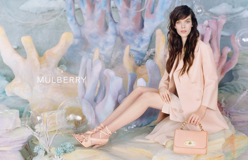 Mulberry SS13 Campaign