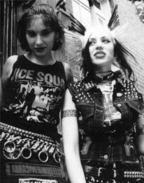 Girl Punks